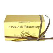 Boule Futuroscope B en ballotin Or