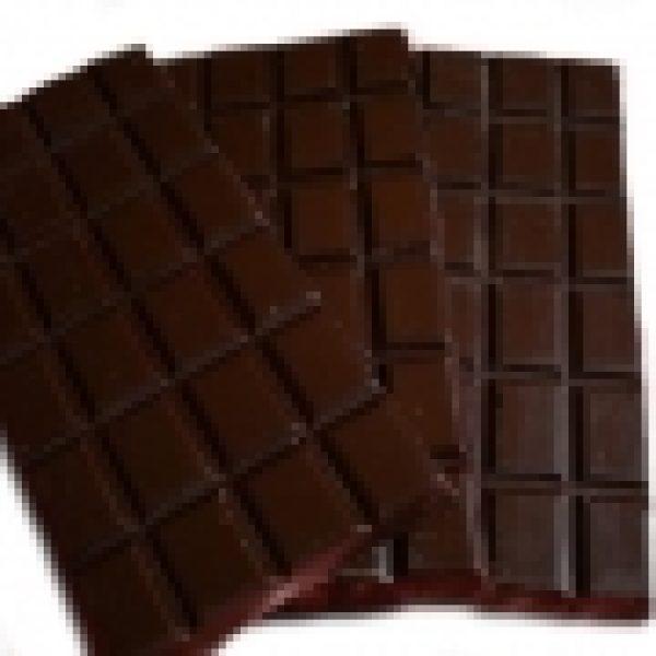 Chocolat Noir Intense 100% cacao par 19
