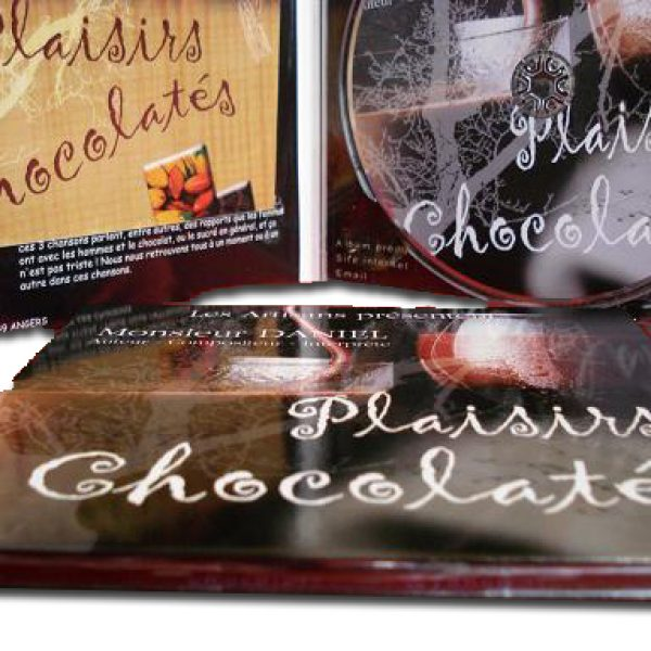 Le CD Plaisirs Chocolatés