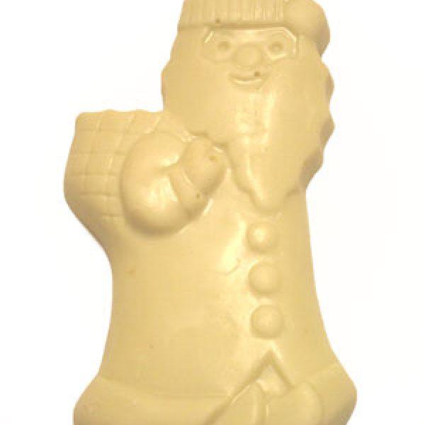 Père Noël chocolat blanc