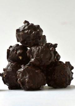 Petits-Rochers-pralinés-noir-Bio