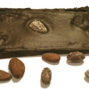 Chocolat noir au Gruée de cacao