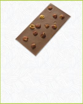 Chocolat au lait fruité BIO