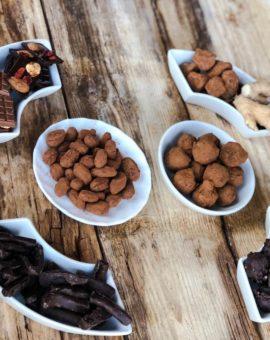 Nos chocolats Bio