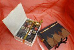 livres chocolats prestique B&N