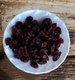 baies de cranberries rdt