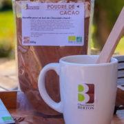 Poudre de cacao tasse rdt